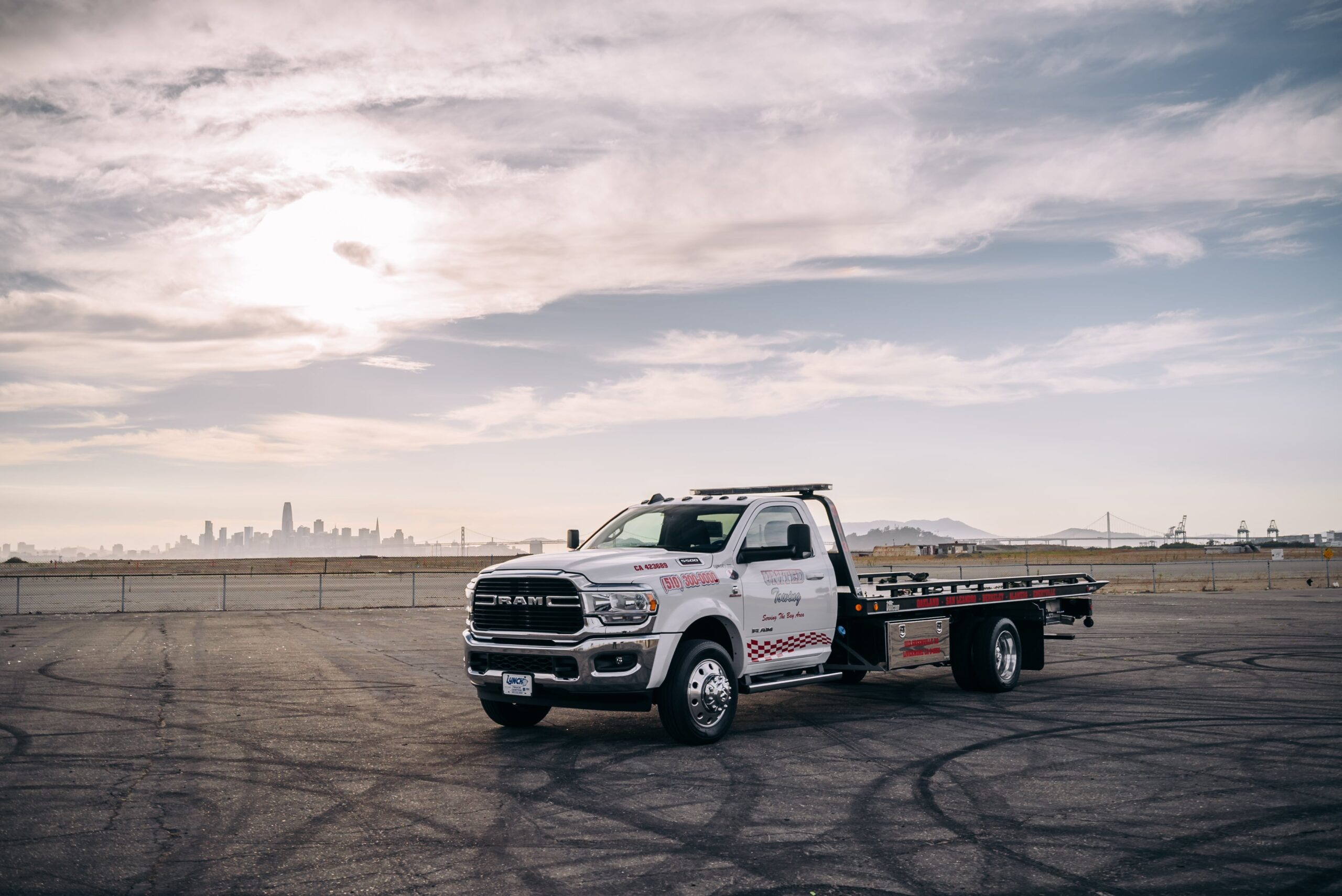 San Leandro Towing Service, Best towing service near san leandro